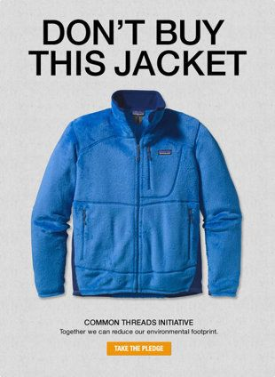 Patagonia has launched an anti-Black Friday campaign, urging customers not to buy new items and, instead, to repair their old Patagonia gear instead.   With iFixit, this initiative is also coming to life in 15 of its retail locations in cities around the country. Starting at 4 p.m. on Black Friday customers can bring old, beat-up Patagonia gear to one of those 15 stores to get their stuff repaired for free.