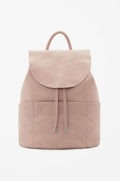 The back-to-school basic has had a luxe update for autumn