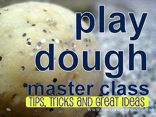 A classic, super easy, made in minutes, no-cook play dough master class: pin it, try it!
