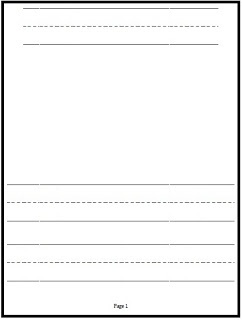Free Journal Paper from Simply Kinder