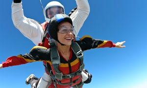 Groupon - $ 149 for a Tandem Skydiving Jump from Skydive Georgia ($299.99 Value) in Cedartown. Groupon deal price: $149
