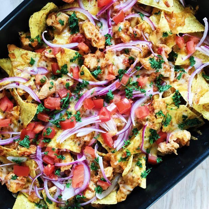 Luxus nachos