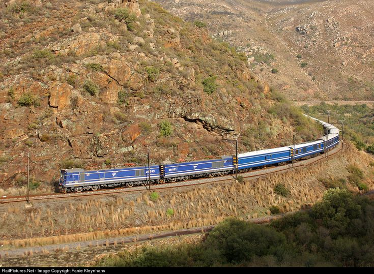 RailPictures.Net Photo: 20032 Transnet Freight Rail 20E Electric at Western Cape, South Africa by Fanie Kleynhans