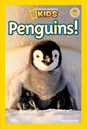 Penguins! by Anne Schreiber