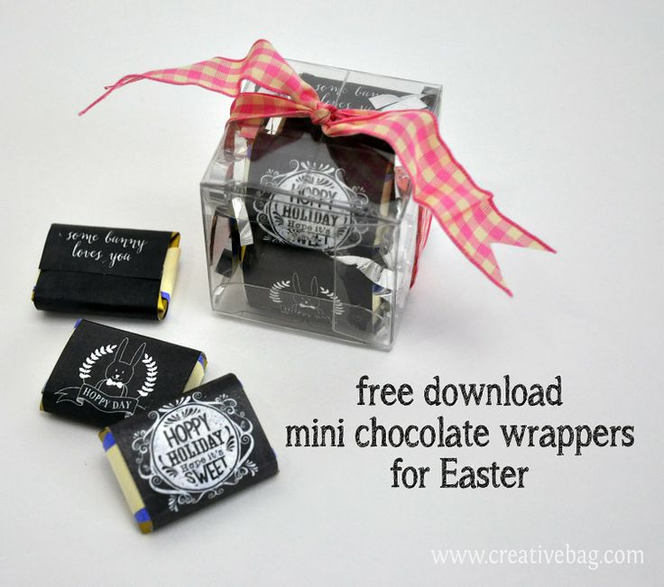 Easter packaging inspiration and free downloads | creativebag.com