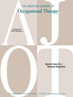 Examining the Neuroscience Evidence for Sensory-Driven Neuroplasticity: Implications for Sensory-Based Occupational Therapy for Children and Adolescents
