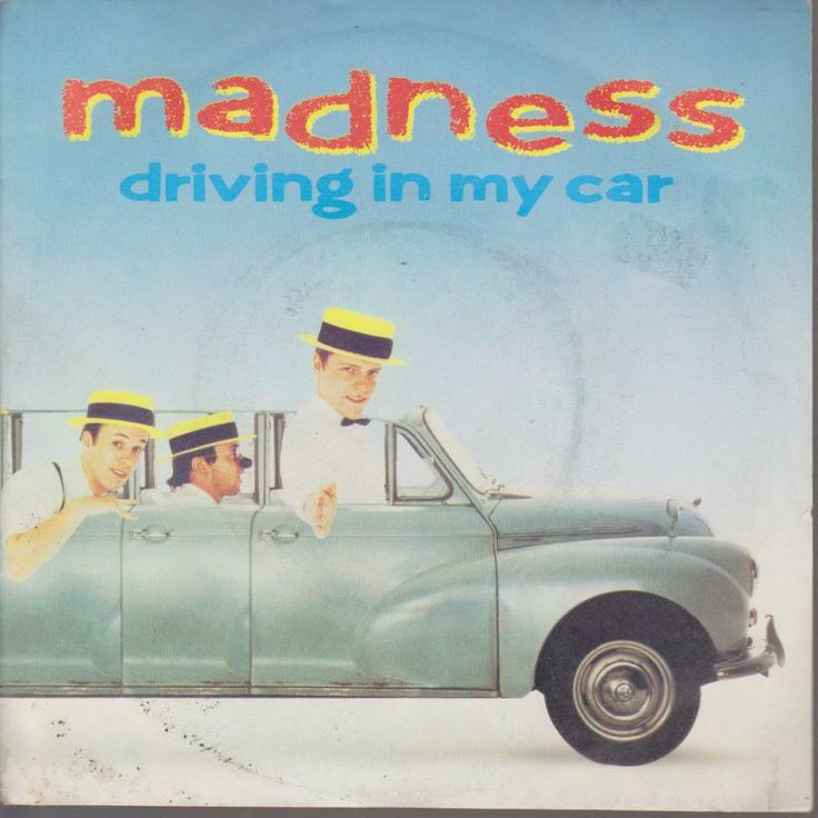 Madness Driving In My Car Lyrics