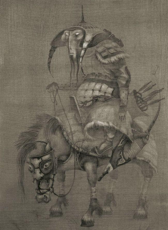 Галерея современного искусства - Даши Намдаков (Dashi Namdakov)