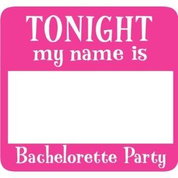 Bachelorette Party Games   Bachelorette Party Games / Fake names are super fun for a Bachelorette ...