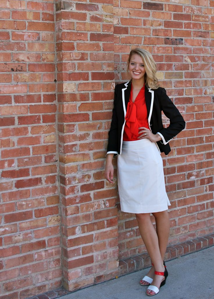 Business Casual vs. Business Formal Work Outfits