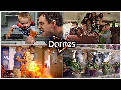 FUNNY Doritos® Ultrasound Super Bowl Commercial 2016 - YouTube