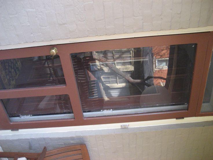 Antique Swinging Door Removal