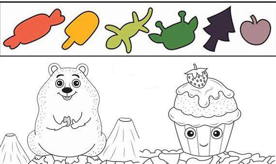 تمارين قوة الملاحظة بالصور مطبوعات تنمية قوة الملاحظة للأطفال اختبر قوة ملاحظتك ألعاب قوة ال Find The Difference Pictures Character Fictional Characters