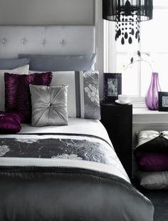 Best Bedrooms JP Images On Pinterest Guest Bedrooms Cosy - Black white and grey bedroom designs