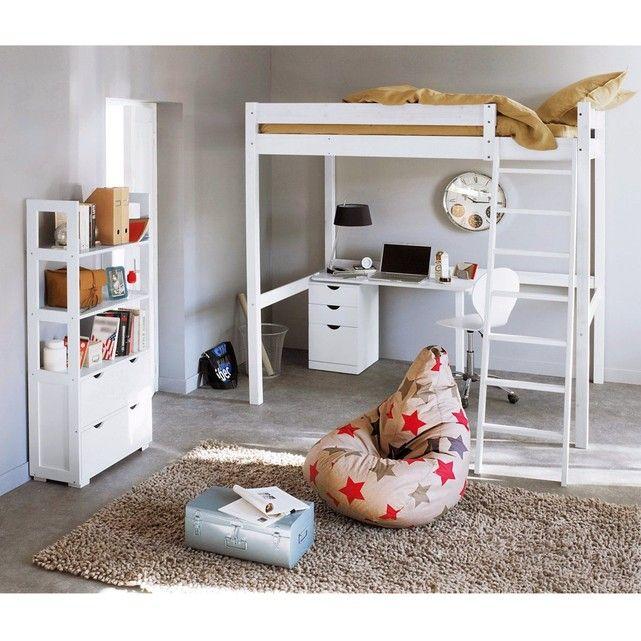 les 25 meilleures id es de la cat gorie lits mezzanine sur pinterest lits superpos s de. Black Bedroom Furniture Sets. Home Design Ideas