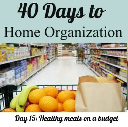 10 tips to Save money at the grocery store without coupons & plan HEALTHY, CHEAP MEALS.