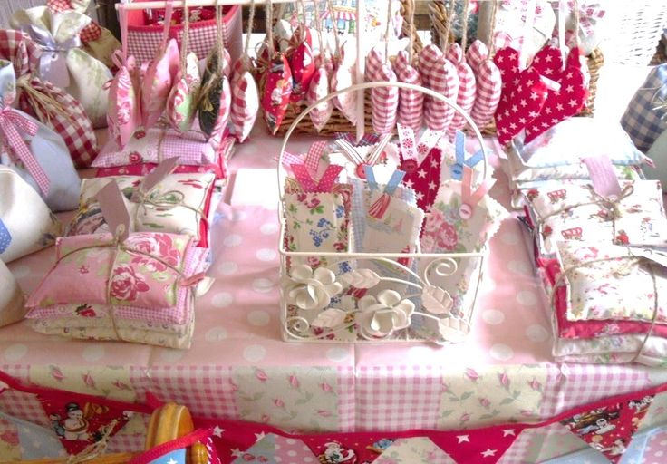 Craft Fair Secrets – How to Make a Great Craft Fair Display.   lots of links to other advice