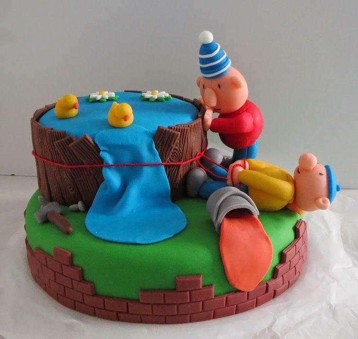Pat and Mat cake.