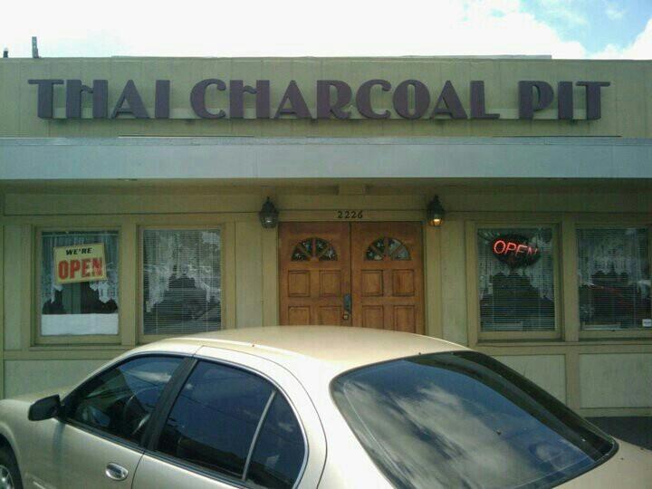 Thai Charcoal Pit Long Beach Ca