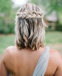 Hochsteckfrisur Mittellang für Hochzeitsgast – Trend Damen Frisuren