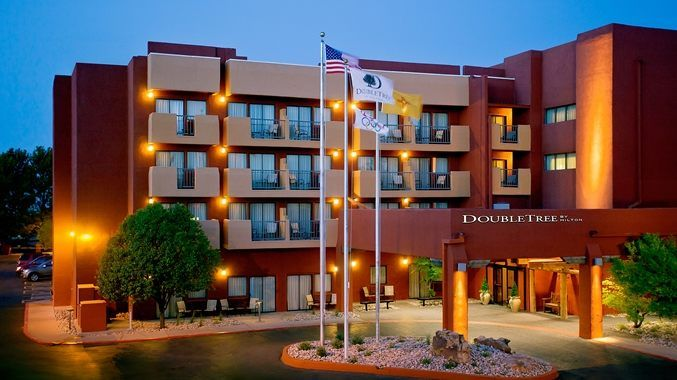 DoubleTree by Hilton Hotel Santa Fe, NM - Welcome to the DoubleTree by Hilton Santa Fe