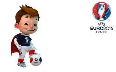壁紙をダウンロードする サッカー, euro2016年, フランス, uefa, ヨーロッパ選手権, フランス-2016年