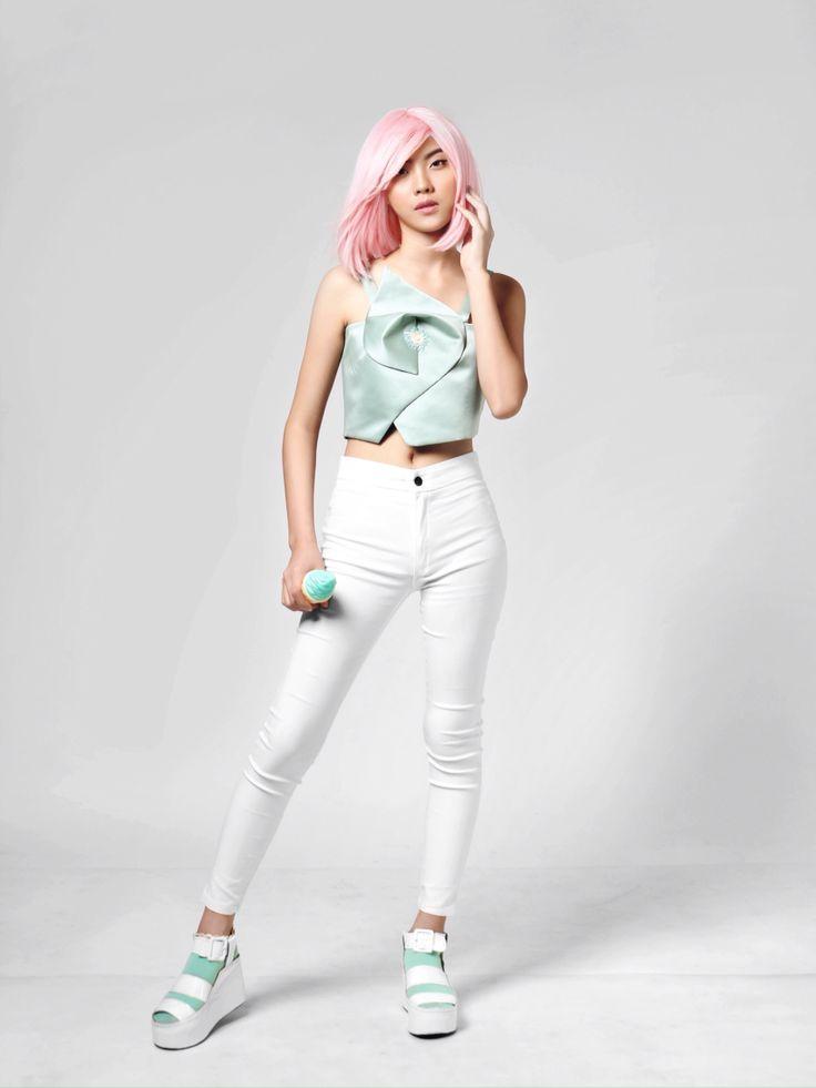 Photographed/styled/mua: danybarca // wardrobe: karina delica x ameliaelle // muse jessica