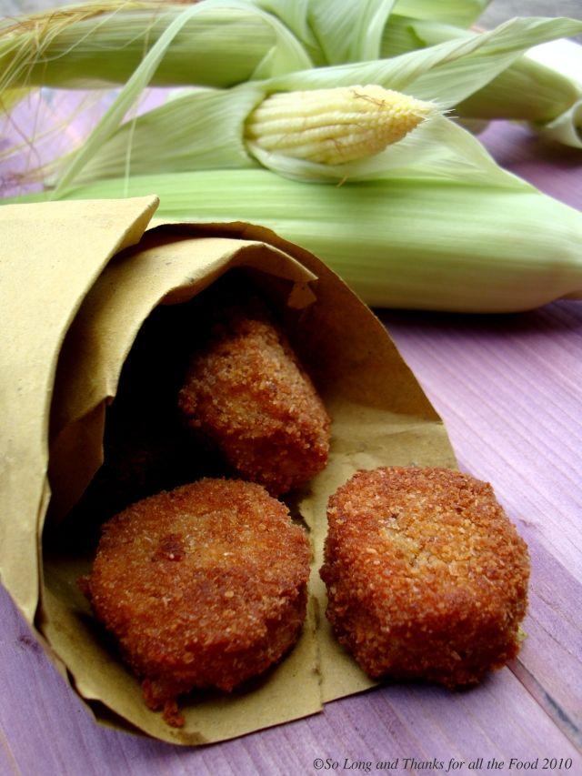 nuggets di pollo con prosciutto e scamorza                     #recipe #juliesoissons