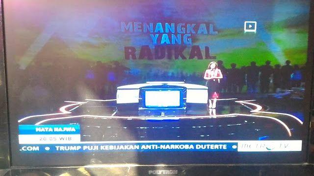 "Bom Kampung Melayu Tepat Setelah Metro TV Tayangkan Acara Mata Najwa ""Menangkal Yang Radikal"" Yang Dihadiri Ansyaat Mbai dan Beberapa Orang Liberal http://ift.tt/2qdxi4M"