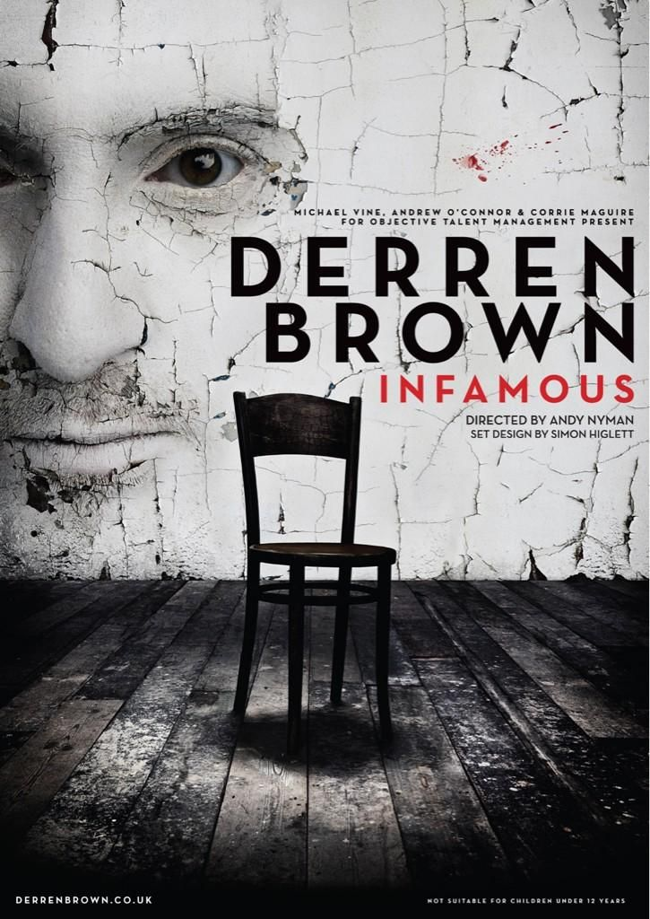 Derren Brown, Infamous