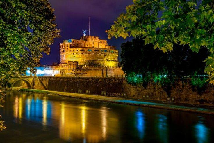Castel Sant'Angelo, #rome