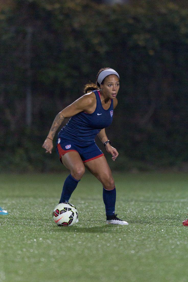 Sydney Leroux, January 2015 training camp. (U.S. Soccer)