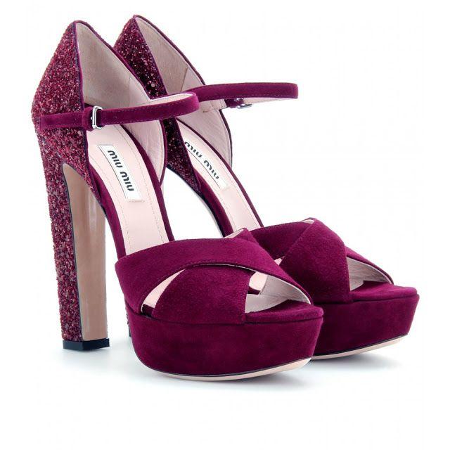 12 Zapatos de moda con tacón alto