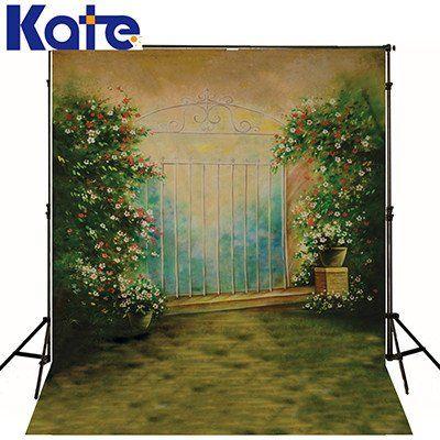 5X7ft Dark yellow Portable door backdrop printed backdrop for wedding Photography CM-S-1722-1