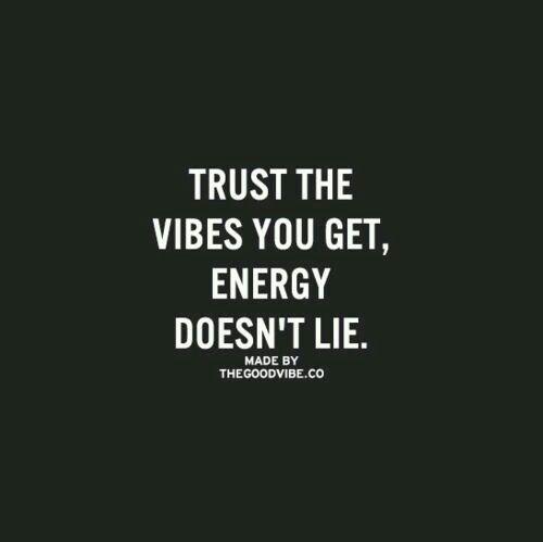 Always trust your gut