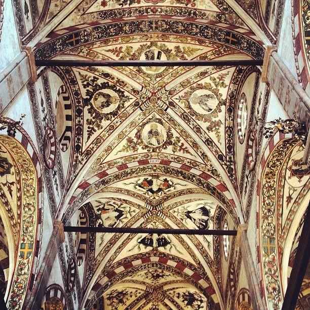 Basilica di Sant'Anastasia en Verona, Veneto