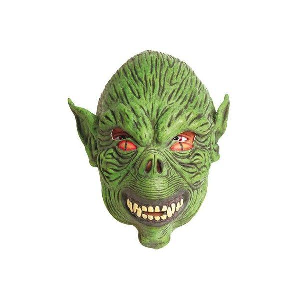 Mascara Goblin Verde