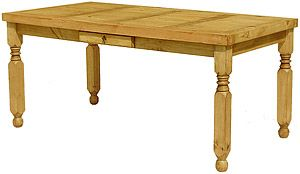 $387.58-This popular Lyon rustic table is offered in three sizes. The medium size will seat four comfortably. The large can seat six comfortably and the extra-large has room for up to eight adults! There's a small drawer in the center for napkins or utensils. This piece can also serve as a library table, sewing table, desk, The sturdy handmade construction furniture will give you a lifetime of service. Handmade in Mexico. 79L X 39W X 31H WOW!!!!!!!!!!!!!!!!!!!!!!!!!!!!!!!!!!!!!!!!!!!!!!!!!!!