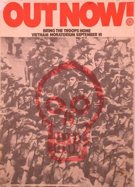 the anti vietnam war social
