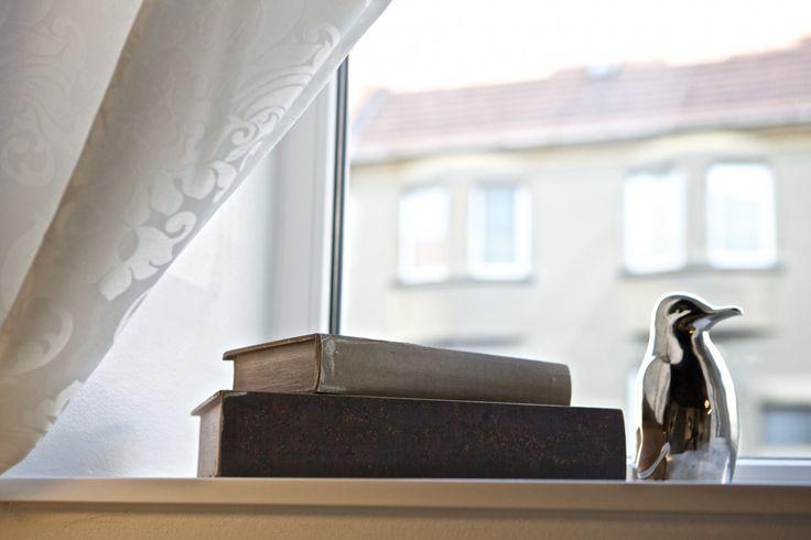 Dekorácie v okne