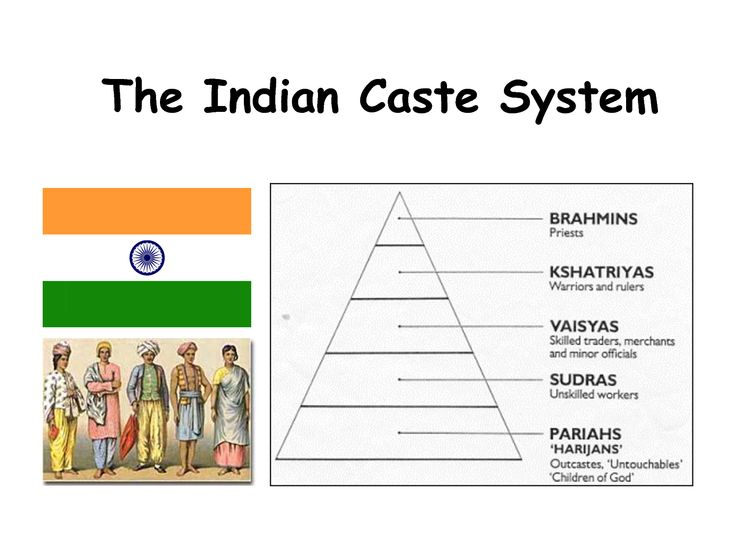 The Indian Caste System - the British both strengthened the power of the Brahmins and loosened some of the restrictions on the lives of the lower castes.