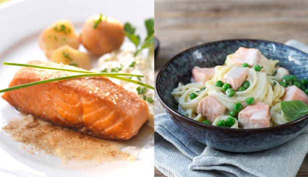 Redd middagen med disse raske oppskriftene med ingredienser du kanskje allerede har fra før.