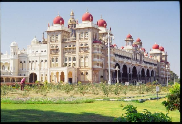 Palacio de Mysore - India
