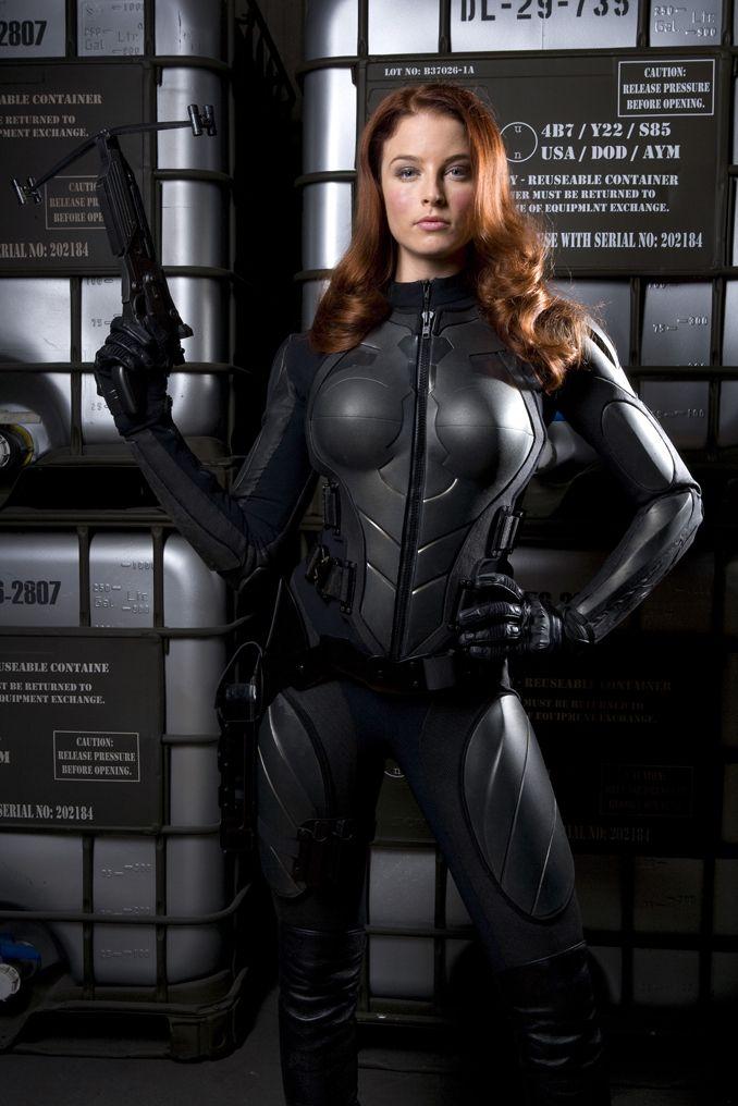 gi joe cover girl | Joe: The Rise of Cobra Cast Pictures | Film-Book.com
