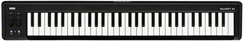 Korg microKEY air 61 -  Key Bluetooth and USB MIDI Controller >>> Visit the image link more details.