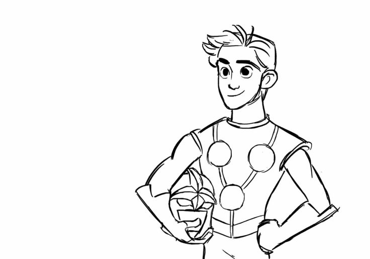 This is an animation wip I'm doing for my little brother who is a huge Nova(Sam Alexander) fan :) Drawing the helmet is totally difficult for me though so I hope everything is gonna work out in the end :D