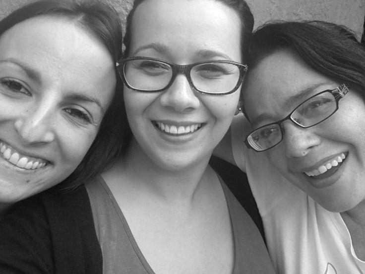 Davina, Natassia and Andrea