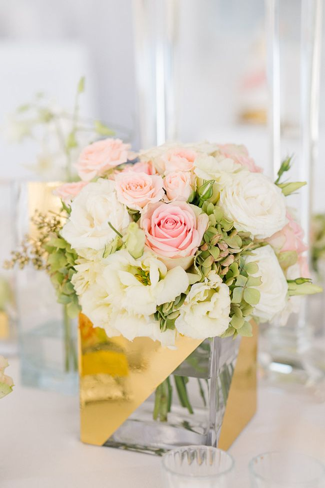 flowers by Green Goddess flower studio Elegant Pink & Gold Cape Town Wedding by Tasha Seccombe | SouthBound Bride