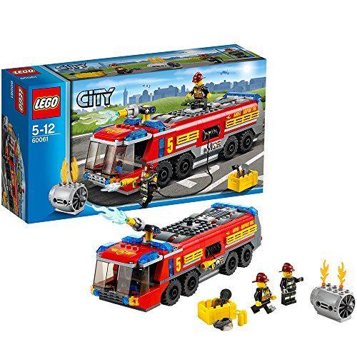 Lego City - 60061 - Jeu De Construction - Le Camion De Pompiers De L'aéroport LEGO http://www.amazon.fr/dp/B00F3B3EKY/ref=cm_sw_r_pi_dp_ZU3lvb1Q6A4NY