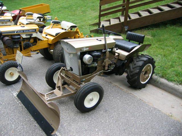 219 Best Garden Tractors Images On Pinterest Engine